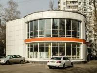 улица Нагорная, дом 29 к.4СТР1. магазин