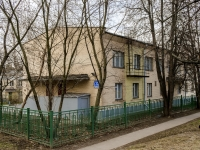 улица Нагорная, дом 33 к.2. офисное здание