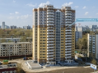, avenue Sevastopolsky, house 18 к.1. Apartment house