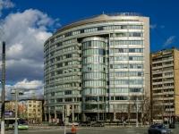 Севастопольский проспект, дом 47А. офисное здание