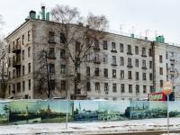 , Sevastopolsky avenue, 房屋10 к.3