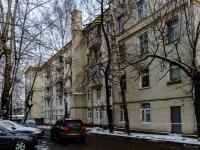 район Котловка, Севастопольский проспект, дом 10 к.4. многоквартирный дом