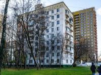 Обручевский район, улица Гарибальди, дом 20/29 К2. многоквартирный дом