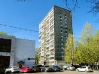 Обручевский район, улица Гарибальди, дом 24 к.3. многоквартирный дом