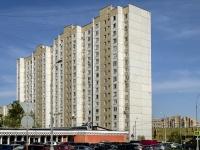 Обручевский район, улица Наметкина, дом 1. многоквартирный дом