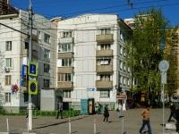 Обручевский район, улица Профсоюзная, дом 58/32 К1. многоквартирный дом