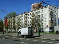 Обручевский район, улица Профсоюзная, дом 58/32 К2. многоквартирный дом