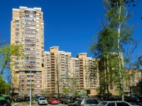 Обручевский район, улица Профсоюзная, дом 58 к.4. многоквартирный дом