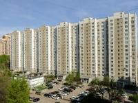 Обручевский район, улица Профсоюзная, дом 60. многоквартирный дом