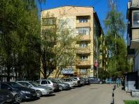 Обручевский район, улица Профсоюзная, дом 60 к.2. многоквартирный дом