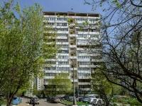 Обручевский район, улица Профсоюзная, дом 62 к.4. многоквартирный дом