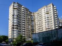 , st Akademik Glushko, house 6. Apartment house