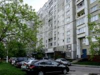 , st Akademik Glushko, house 10 к.2. Apartment house