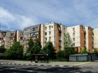 , st Akademik Glushko, house 12. Apartment house