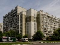 , st Akademik Glushko, house 14 к.2. Apartment house