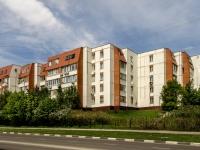 , st Akademik Glushko, house 16. Apartment house