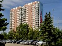 , st Grin, house 1 к.2. Apartment house
