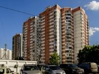 , st Grin, house 1 к.3. Apartment house