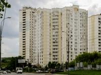 , st Grin, house 1 к.5. Apartment house