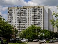 , st Grin, house 3 к.1. Apartment house