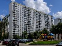 , st Grin, house 3 к.2. Apartment house