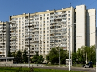 , blvd Dmitry Donskoy, house 2 к.1. Apartment house