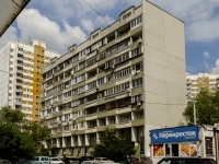 , blvd Dmitry Donskoy, house 2 к.2. Apartment house