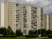 , blvd Dmitry Donskoy, house 9 к.4. Apartment house