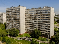 район Северное Бутово, улица Старобитцевская, дом 7. многоквартирный дом