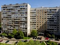 район Северное Бутово, улица Старобитцевская, дом 9. многоквартирный дом