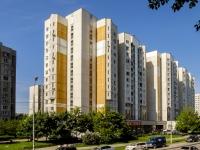 район Северное Бутово, улица Старобитцевская, дом 11. многоквартирный дом