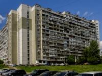 район Северное Бутово, улица Старобитцевская, дом 15 к.1. многоквартирный дом