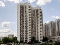 район Северное Бутово, улица Старобитцевская, дом 17 к.1. многоквартирный дом