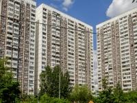 район Северное Бутово, улица Старобитцевская, дом 17 к.2. многоквартирный дом