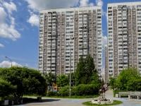 район Северное Бутово, улица Старобитцевская, дом 17 к.3. многоквартирный дом