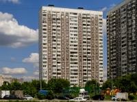 район Северное Бутово, улица Старобитцевская, дом 19 к.1. многоквартирный дом