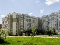 район Северное Бутово, улица Старобитцевская, дом 21 к.1. многоквартирный дом