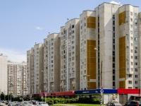 район Северное Бутово, улица Старобитцевская, дом 21 к.2. многоквартирный дом