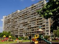 район Северное Бутово, улица Старобитцевская, дом 21 к.3. многоквартирный дом
