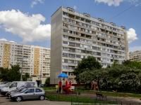 район Северное Бутово, улица Старобитцевская, дом 23 к.1. многоквартирный дом