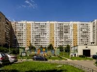 район Северное Бутово, улица Старобитцевская, дом 23 к.2. многоквартирный дом