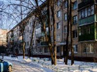 Москва, район Северное Бутово, Феодосийская ул, дом7