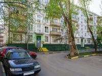 Черёмушки район, улица Архитектора Власова, дом 5 к.1. многоквартирный дом