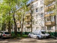 улица Архитектора Власова, дом 5 к.1. многоквартирный дом
