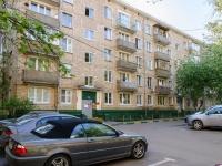 улица Архитектора Власова, дом 7 к.1. многоквартирный дом