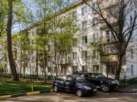 улица Архитектора Власова, дом 9 к.1. многоквартирный дом
