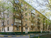 улица Архитектора Власова, дом 9 к.3. многоквартирный дом