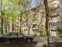 улица Архитектора Власова, дом 11 к.1. многоквартирный дом