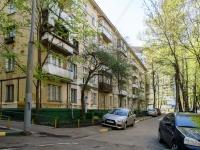 Черёмушки район, улица Архитектора Власова, дом 11 к.1. многоквартирный дом