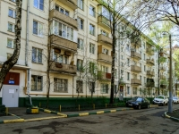 улица Архитектора Власова, дом 11 к.2. многоквартирный дом
